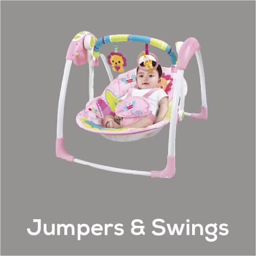 Jumpers & Swings