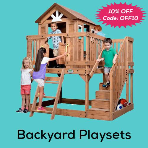 Backyard Playsets