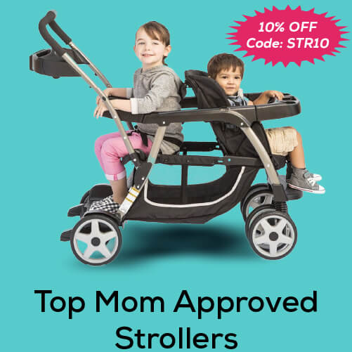 Top Mom Approved Strollers