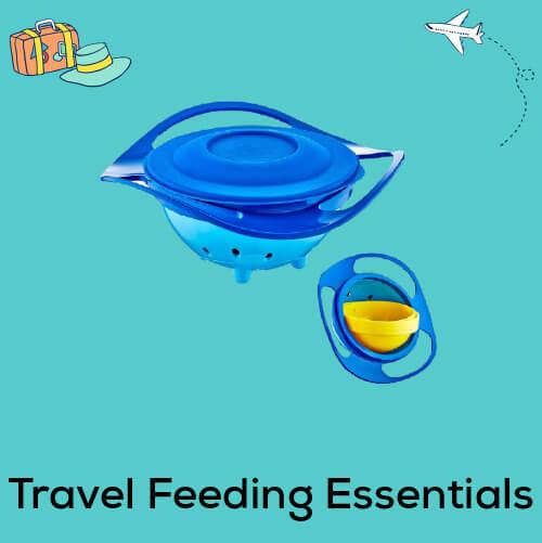 Travel Feeding Essentials