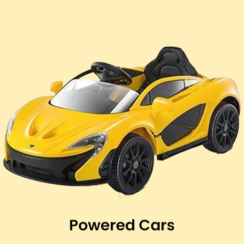 Powered Cars