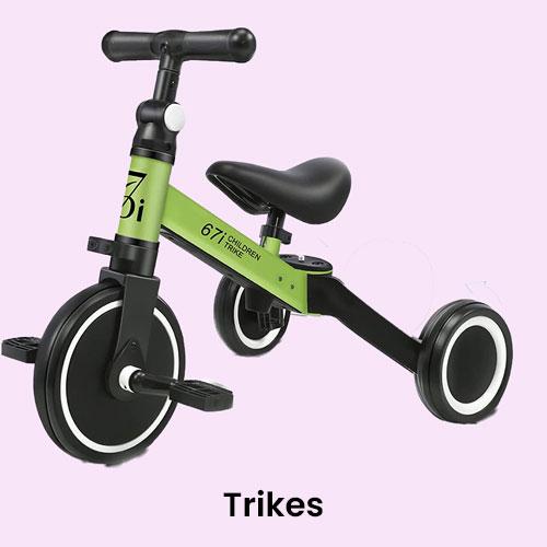 Trikes